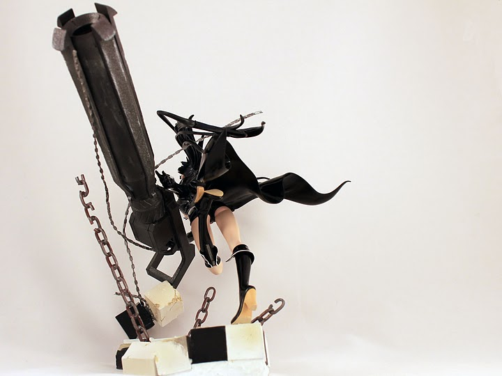 Black Rock Shooter Animation Ver.