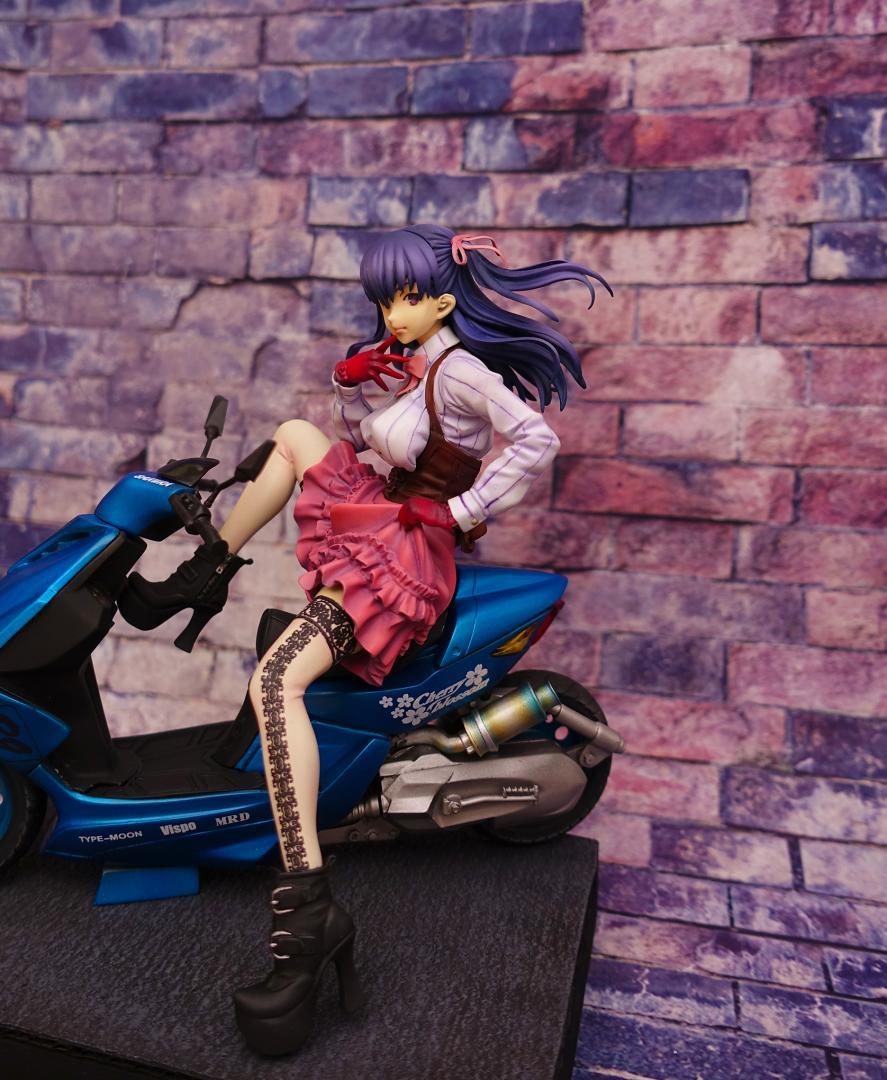 1/7 - Sakura on Bike - Fate/Stay Night