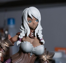 Iron Princess Duram Sherif: Chocolate ver.