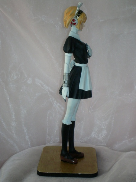 Aegis - Maid outfit