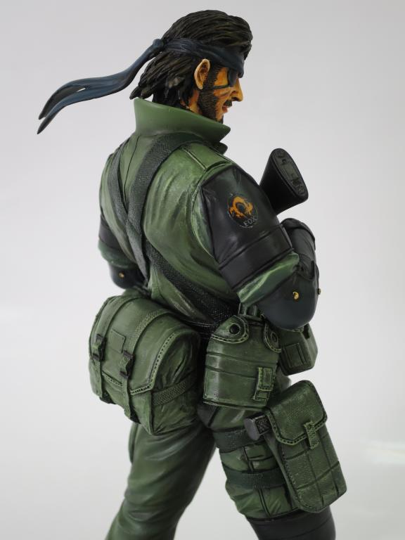 Big Boss from MGS Peace Walker