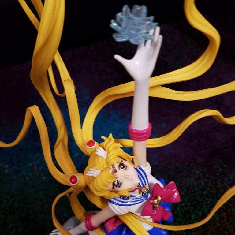 My first Sailor Moon Kit
