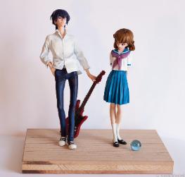 Hikari Kamijo & Mao Natsukawa
