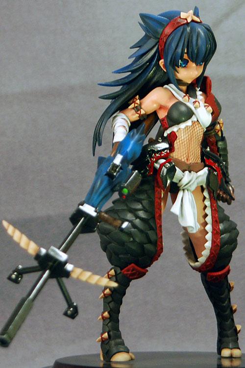 Nargacuga Armor Gunner