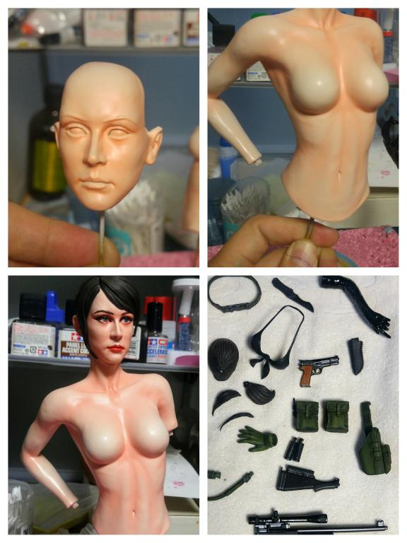Quite (MetalGearSolid) 1/4.5