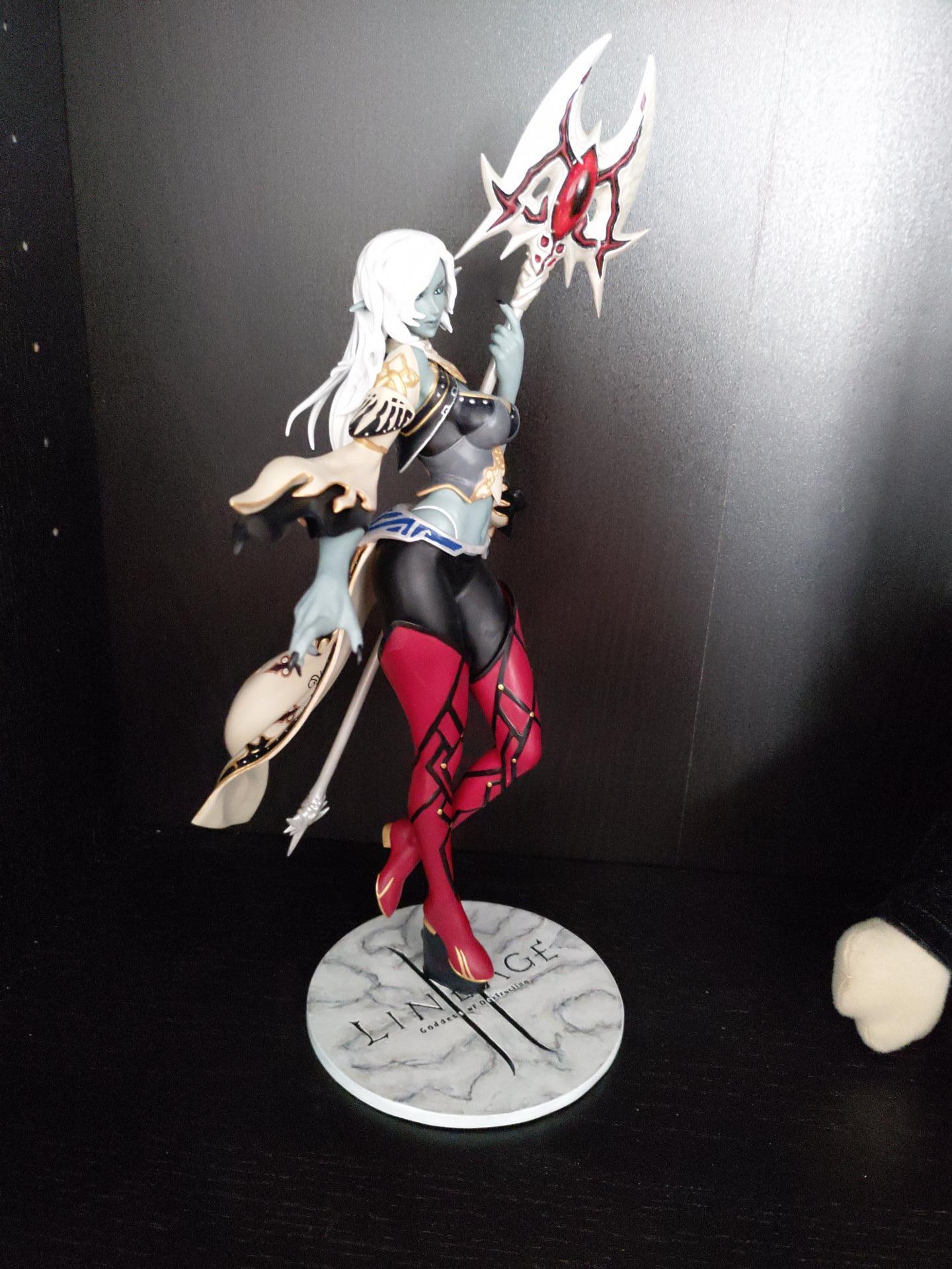 Dark elf Lineage 2