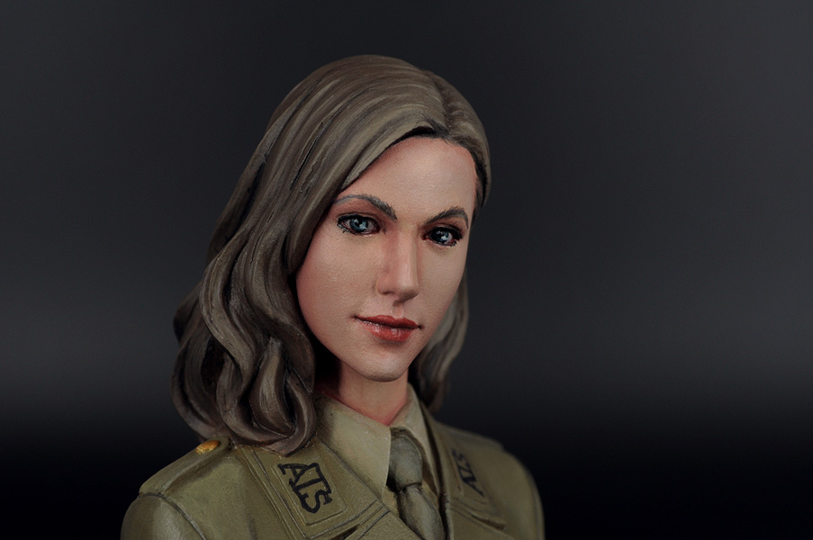 [WWII] Military Girl