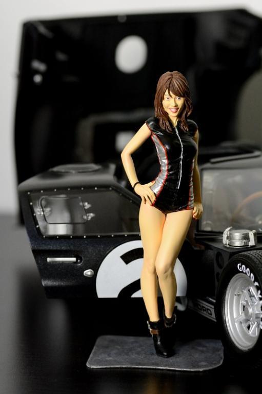 Racing Girl