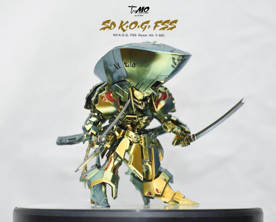 Knight of Gold  by Thanit [T-Mo]