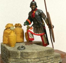 Soldato romano