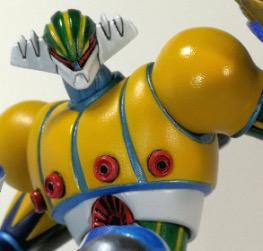 Jeeg Robot Panzeroid