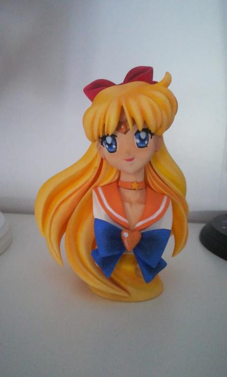 Sailor Venus Bust