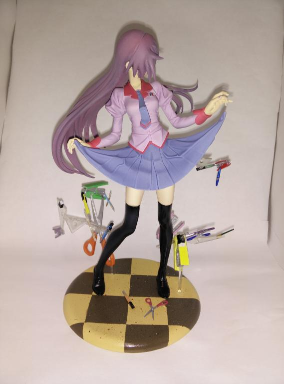 #2 Bakemonogatari: Senjougahara Hitagi