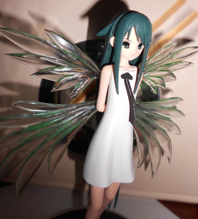 Cute Saya-chan ^^
