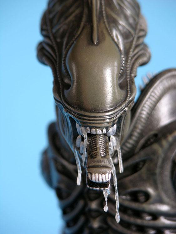 1/9 Alien Warrior Halcyon PVC kit(GA9307)