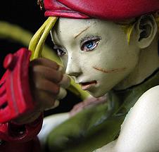 [Street Fighter] Cammy White