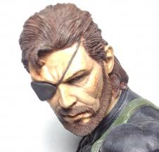 Metal Gear Solid  Bust