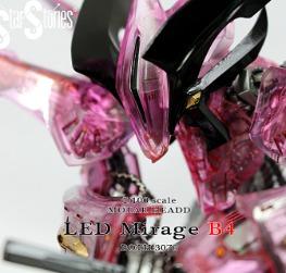 LED Mirage B4