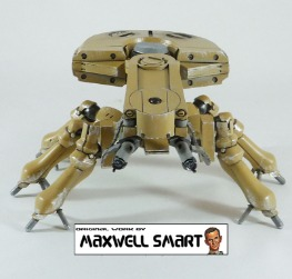 Ghost In The Shell T08E3 Alakuneda Spider Tank