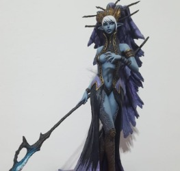 Dark Elf Gatekeeper