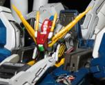 MG EXS gundam with Conversion Kit
