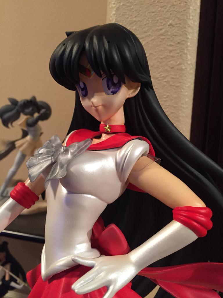 1/4 Super Sailor Mars