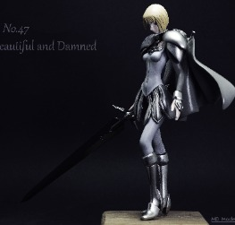 Clare. Claymore