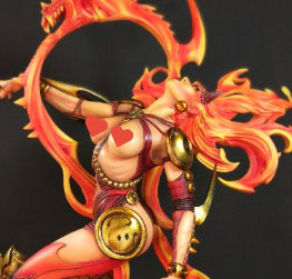 The Elementals: FIRE.