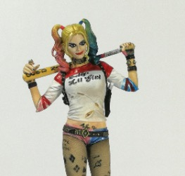 Harley Quinn 75 mm