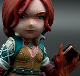 [The Witcher] Triss Merigold