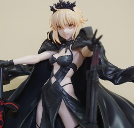 Saber Alter Rider Dark Version 1/7
