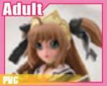 PV0044 1/10 Ririko Nanase Sexy Version (PVC)