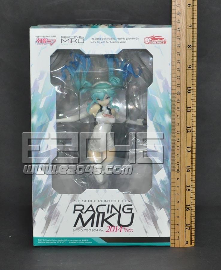 Racing Miku 2014 Version (PVC)