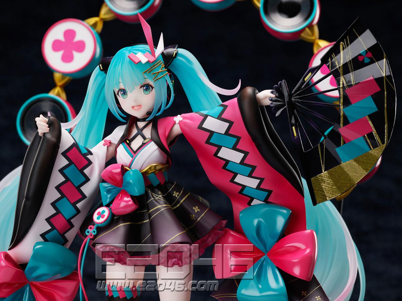 Hatsune Miku Magical Mirai 2020 -Natsumatsuri- Version (PVC)