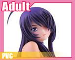 PV1602 1/8 关羽云长性感版 (PVC)