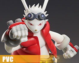PV9309  King Kazma Version 1 (PVC)