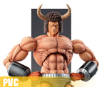PV1801  Super Figure Action Buffalo Man 1P (PVC)