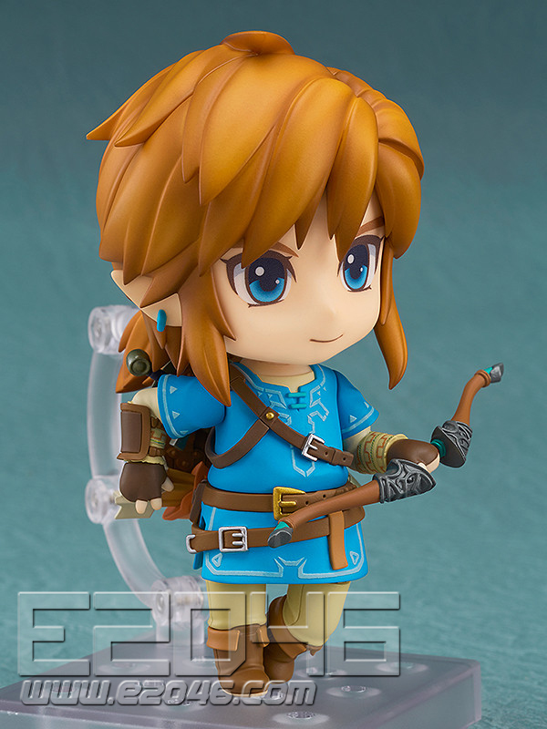 Nendoroid Link Breath of the Wild Version (PVC)
