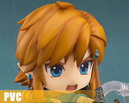 PV9653  Nendoroid Link Breath of the Wild Version (PVC)
