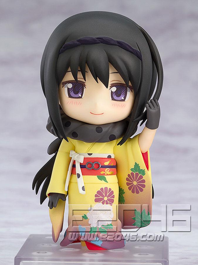Nendoroid Homura Akemi Kimono Version (PVC)