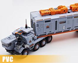 PV10399 1/60 Heavy Transporter (PVC)