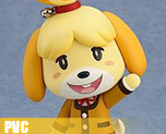 PV4252 SD Nendoroid Isabelle Winter Version (PVC)