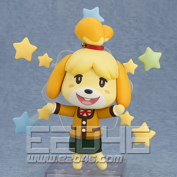 Nendoroid Isabelle Winter Version (PVC)