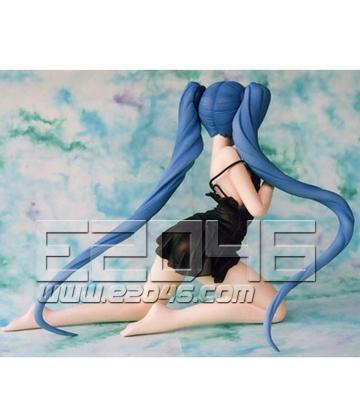 星野琉璃16歳黒水着版 (PVC)