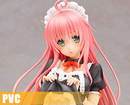 PV7040 1/7 Lala Satalin Deviluke Maid Version (PVC)