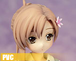 PV3963 1/8 Kusunoki Yukimura Butler Verions (PVC)