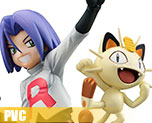PV5920  James & Meowth (PVC)