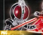 PV1222  Kamen Rider Faiz (PVC)
