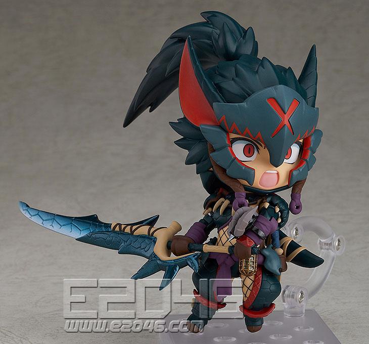 Nendoroid Hunter Female Nargacuga Alpha Version (PVC)