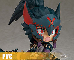 PV10306  Nendoroid Hunter Female Nargacuga Alpha Version (PVC)